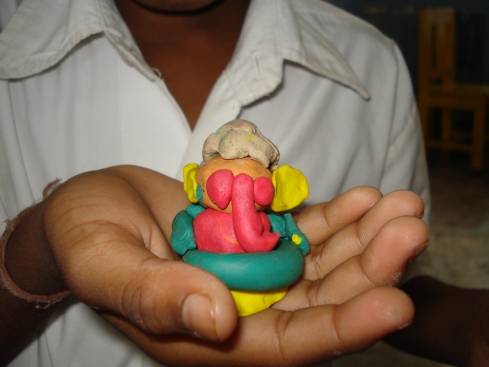 More Ganeshas